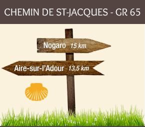 Chemin de St-jacques